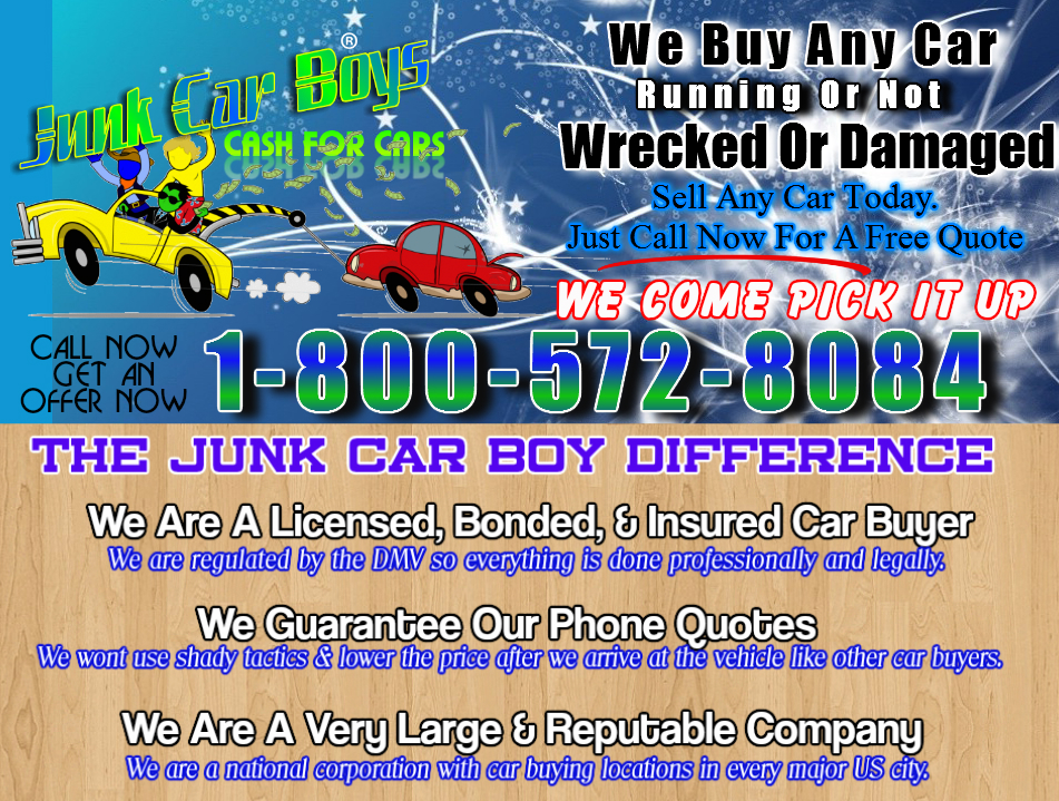 Cash For Cars Charlotte North Carolina